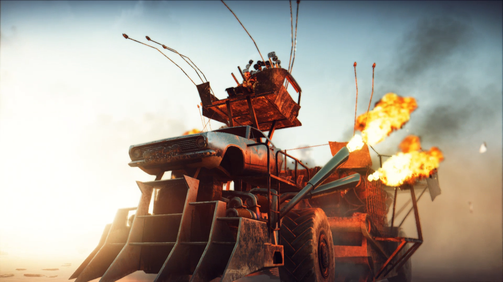 Scabrous Scrotus Truck Mad Max By Plank 69 On Deviantart