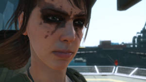 Quiet - Metal Gear Solid 5: PP