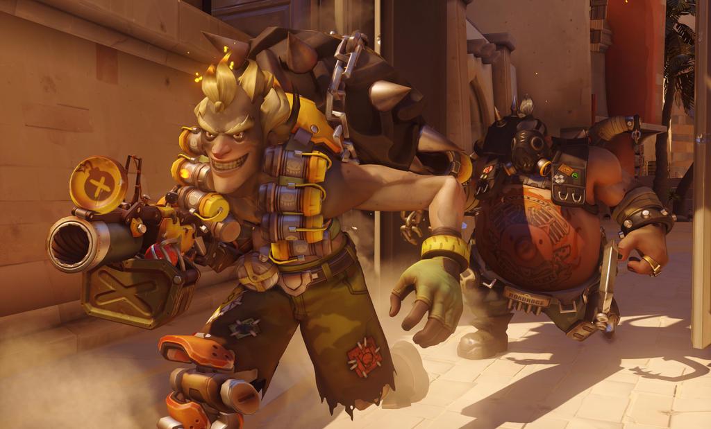Blizzard Is Finally Nerfing Overwatch&#39-s Roadhog