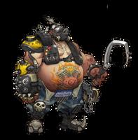 Roadhog - Overwatch by PlanK-69