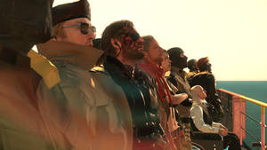 The whole motherbase crew - MGS5 PP