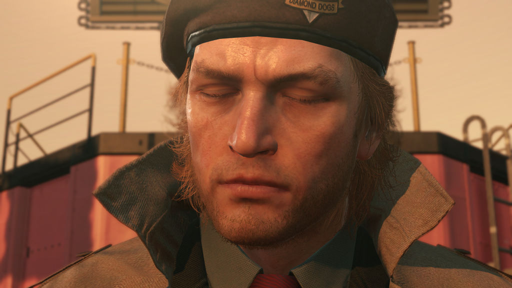 Kazuhira Miller Closed Eyes Mgs5 Pp By Plank 69 On Deviantart Search, discover and share your favorite kazuhira miller gifs. kazuhira miller closed eyes mgs5 pp
