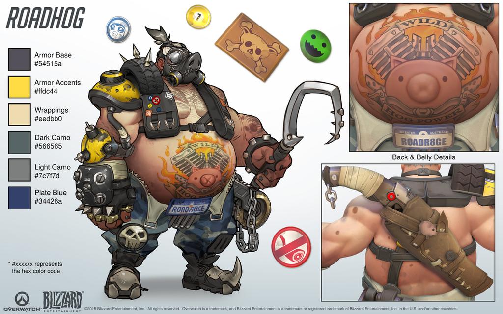 Overwatch: Roadhog | BlizzPro&#39-s Overwatch