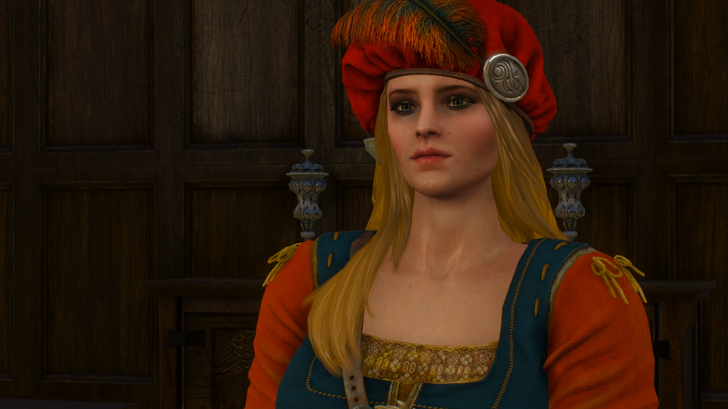 Witcher 3 priscilla