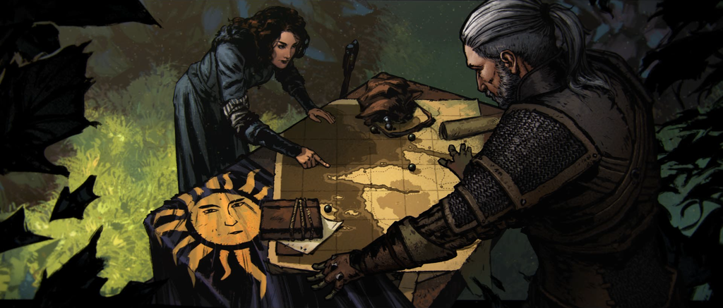 yennefer and geralt relationship counseling