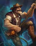 Reno Jackson - Hearthstone League of Explorers
