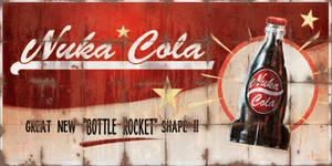 Nuka Cola Advert Billboard - Fallout 4