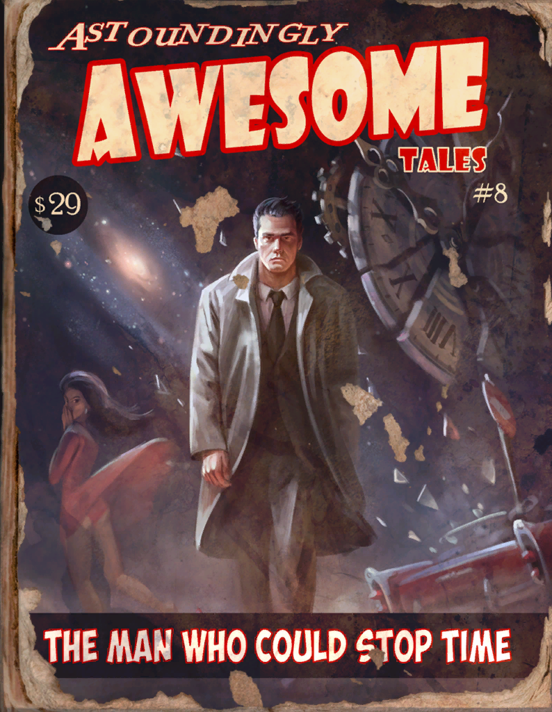 Awesome Tales #8 Book - Fallout 4 by PlanK-69 on DeviantArt