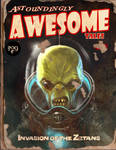 Awesome Tales #4 Book - Fallout 4