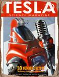 Tesla #8 Book - Fallout 4