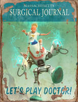 MSJ #4 Book - Fallout 4 by PlanK-69