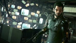 Adam Jensen - Deus Ex: Mankind Divided