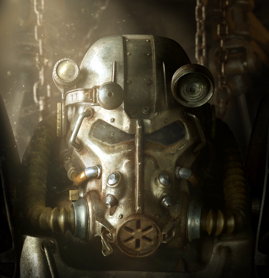 356 Pre A >> Power Armor - Fallout 4 by PlanK-69 on DeviantArt