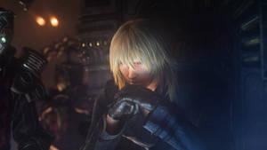 Snow - Final Fantasy Lightning Returns