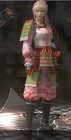 Flower of Battle - Final Fantasy Lightning Returns