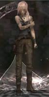 Tomb Raider - Final Fantasy Lightning Returns