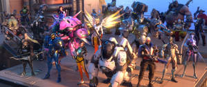 All Overwatch Characters
