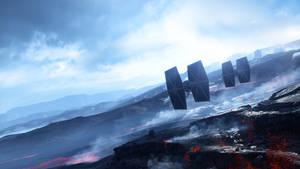 TIE Fighters - Star Wars Battlefront