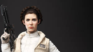 Princess Leia Organa - Star Wars Battlefront