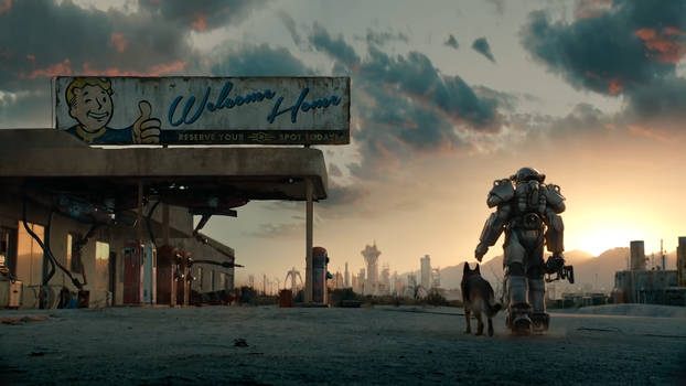 Fallout 4 Live Action