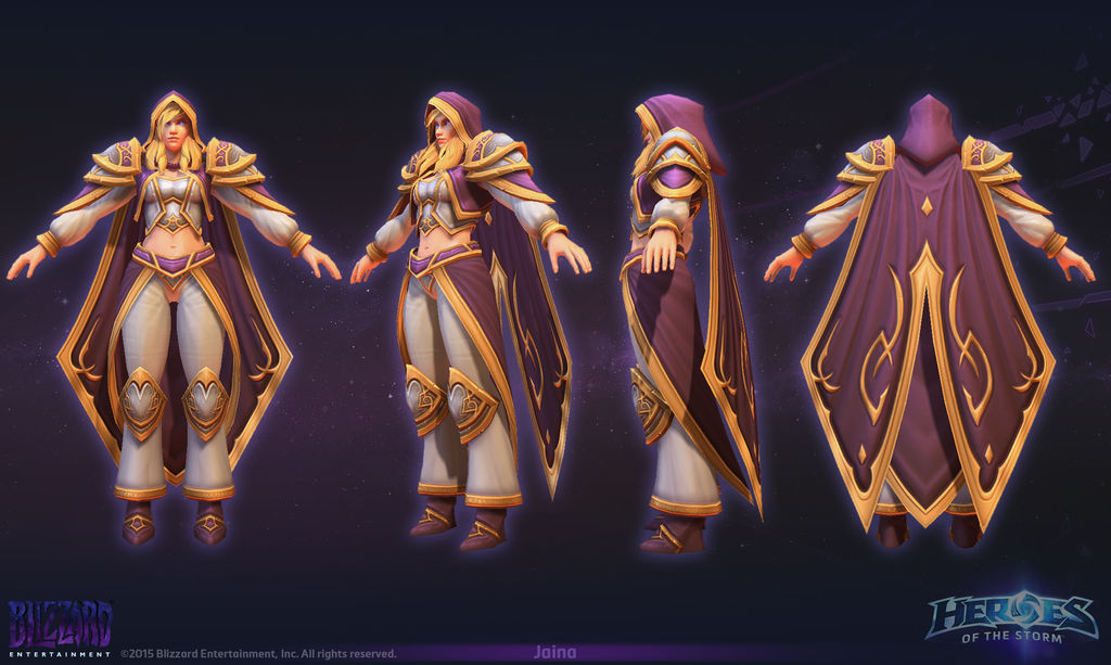 Jaina Close Look At Model Hots By Plank 69 On Deviantart Vote your favorite jaina counters. jaina close look at model hots by