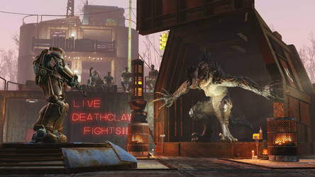 Fallout 4 - Arena of Death DLC