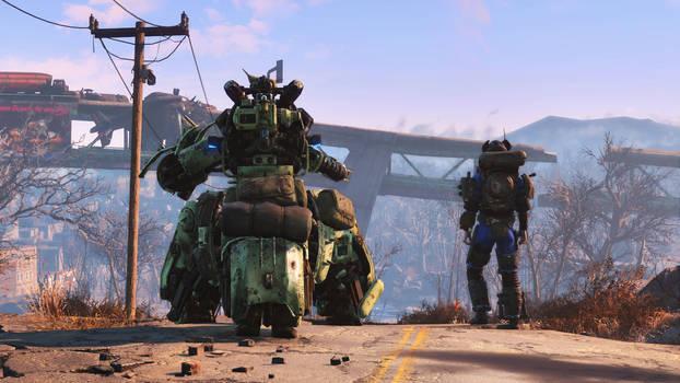 Fallout 4 - Robots DLC