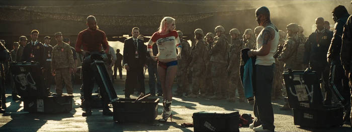 Center of Attention - Harley Quinn - Suicide Squad