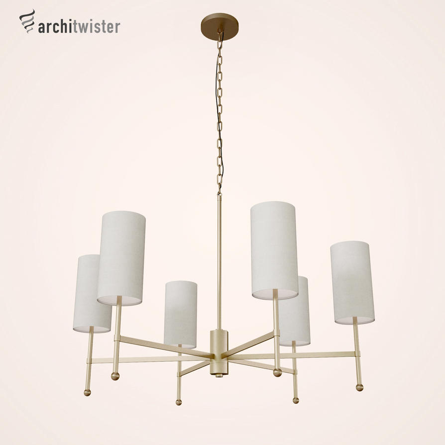 Tigermoth Lighting : Stem Chandelier by architwister
