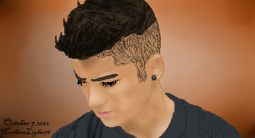 Zayn ::One Direction:: by NorthernLights78