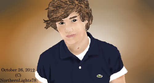 Liam Payne by NorthernLights78