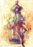 Clown by HsiaoKAI