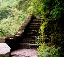 Stair Stock 01 by Solira-Stock