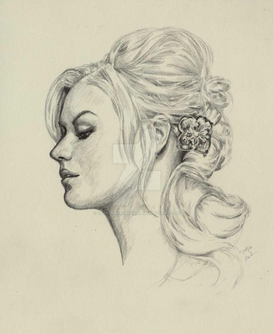 Yvonne Strahovski by StandsWithAPencil