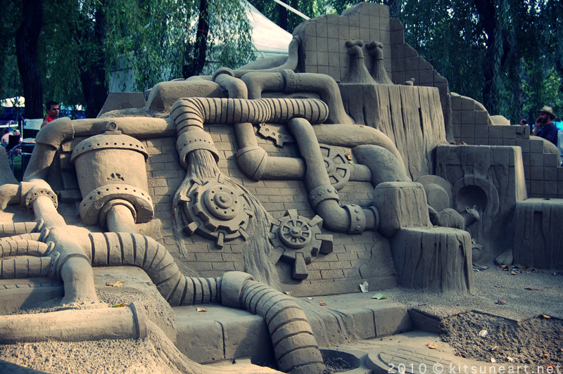 sziget sand 2 by BelialMadHatter