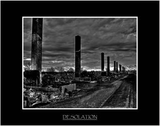 DESOLATION by ExposuresUnlimited
