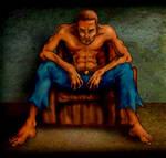The Reflex Man by zxwart