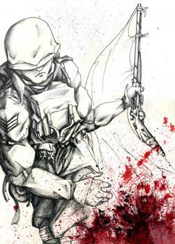Blood Soldier