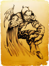 Soul Reaver by zxwart