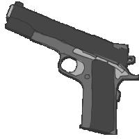 Game build: M1911 by vickersmachinegun