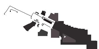 Game Build: Hk416 mod by vickersmachinegun