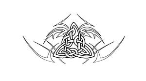 Celtic Knot Tattoo 2 by Eswald