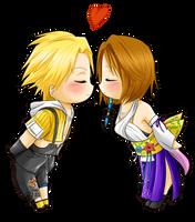 -Kiss love- by Thanysa