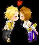-Kiss love-