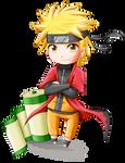 Chibi Naruto sennin