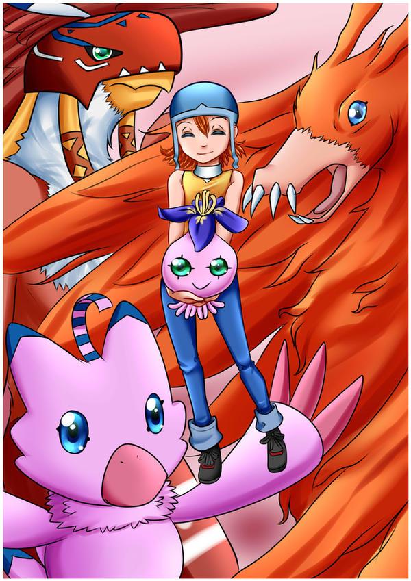 Digimon Sora Xxx 66