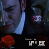 Gave You My Music by MissFlynnie