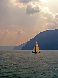 Sailing to... Love... by Wimley