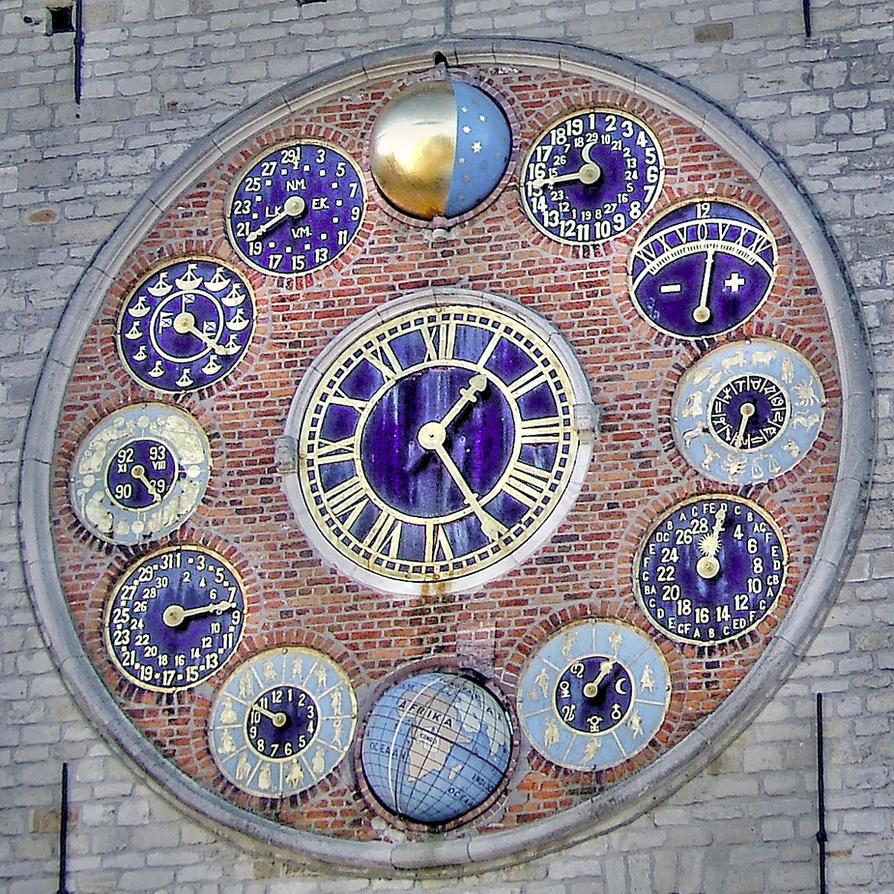 Crazy Clock... by Wimley