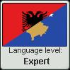 Kosovan Albanian Language Level - Expert by TheMarianOmi